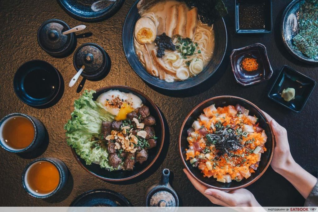 Japanese Restaurants Maybank - KURO Izakaya