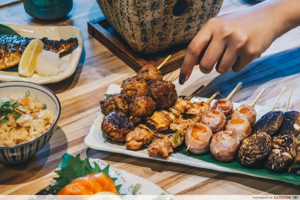Japanese Restaurants Maybank - Nanbantei