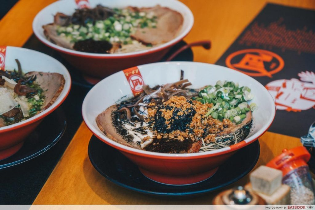 Japanese Restaurants Maybank - Ramen Nagi