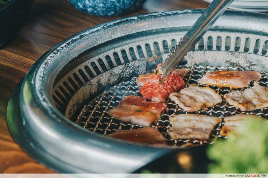 Japanese Restaurants Maybank Tajimaya Yakiniku