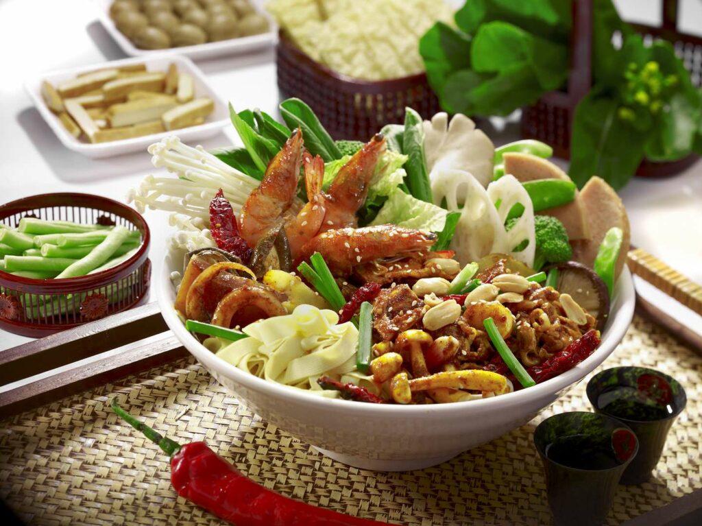 Ma La Restaurants in Town Xiao Man Niu