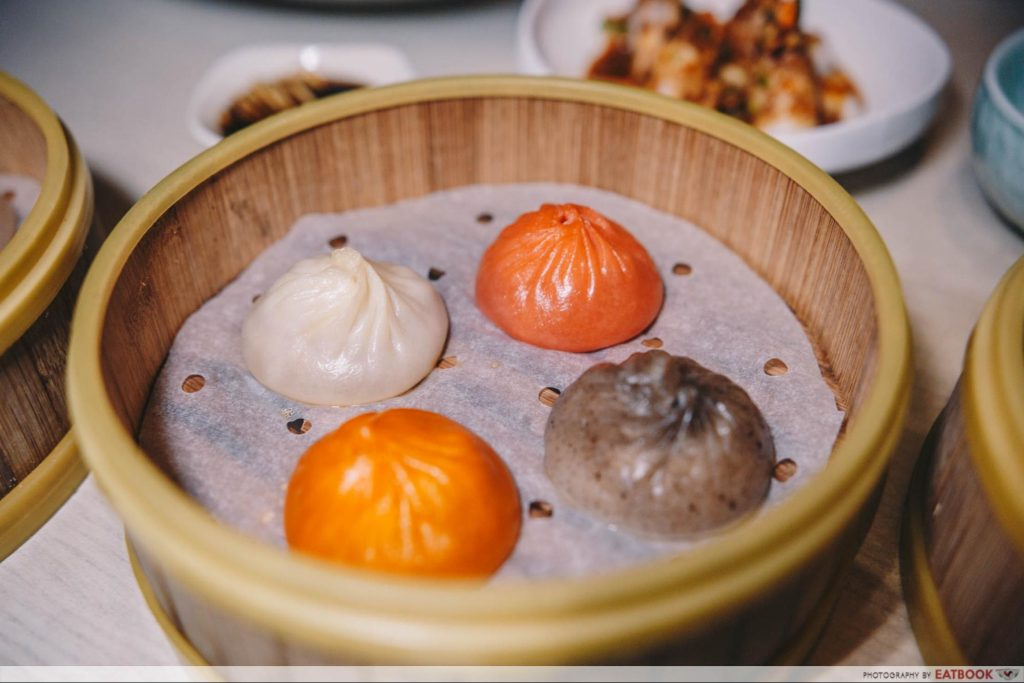 Ma La Restaurants in Town crystal jade xiao long bao flavour