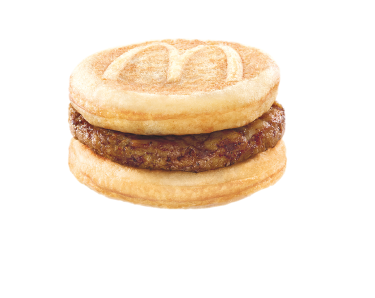 McGriddles - Sausage McGriddles