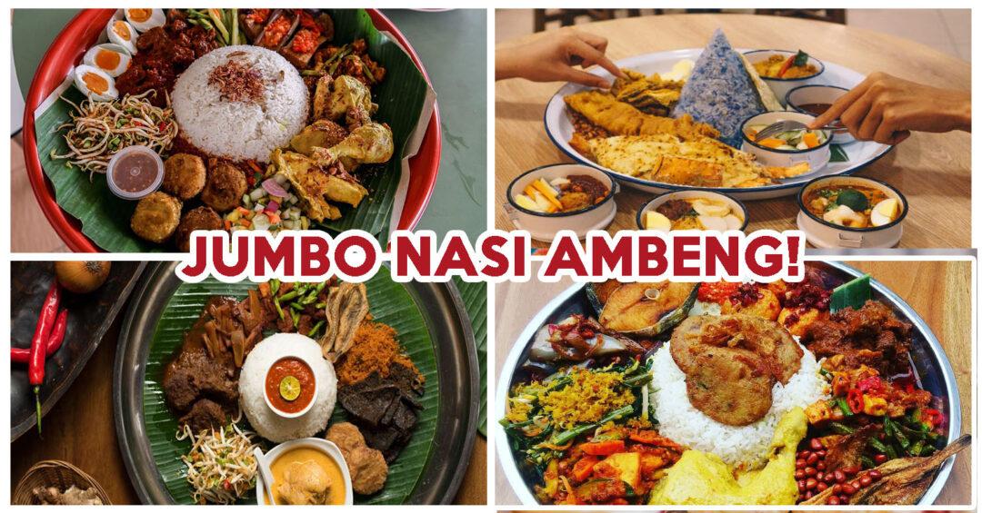 Nasi Ambeng - Cover Image