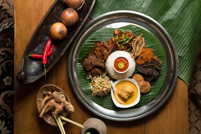 Nasi Ambeng - Padi