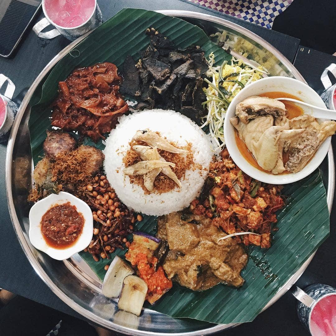 Nasi Ambeng - Zada