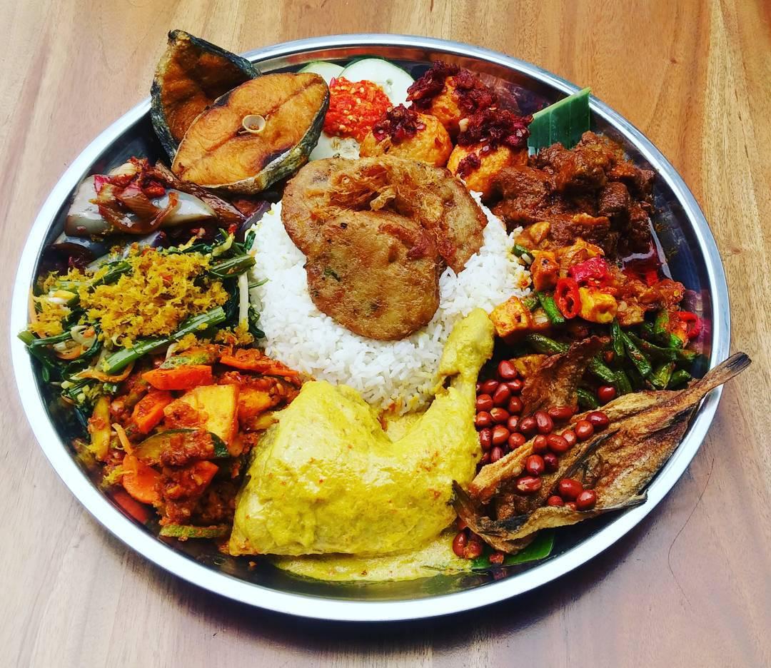 Nasi Ambeng - coba coba