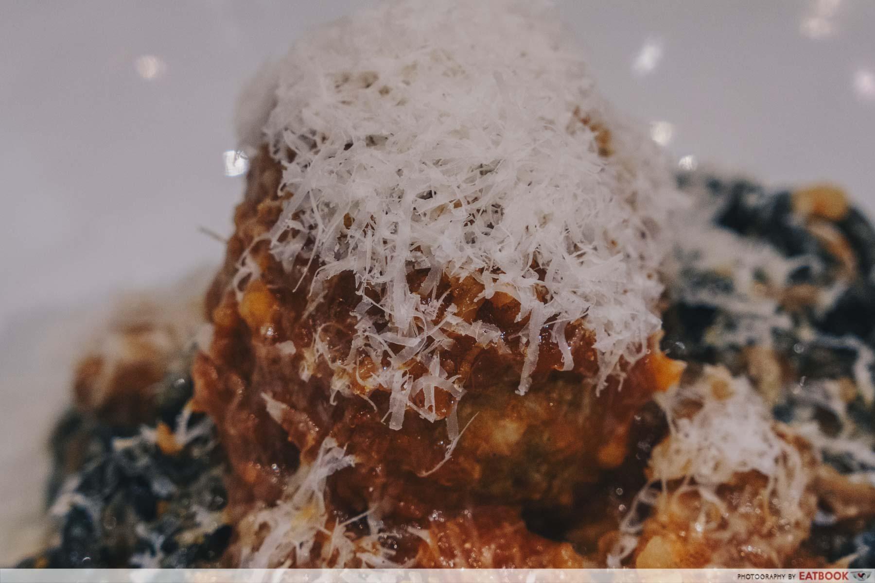 Pasta Supremo - Supremo Meatballs