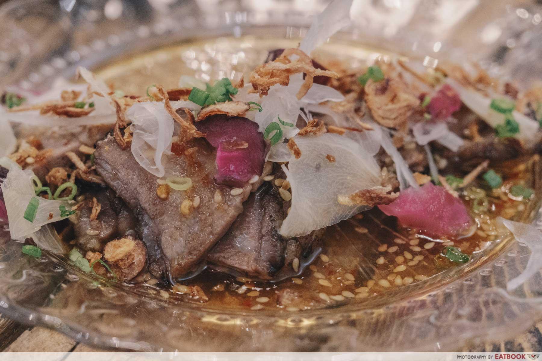 Pasta Supremo - Wagyu Beef