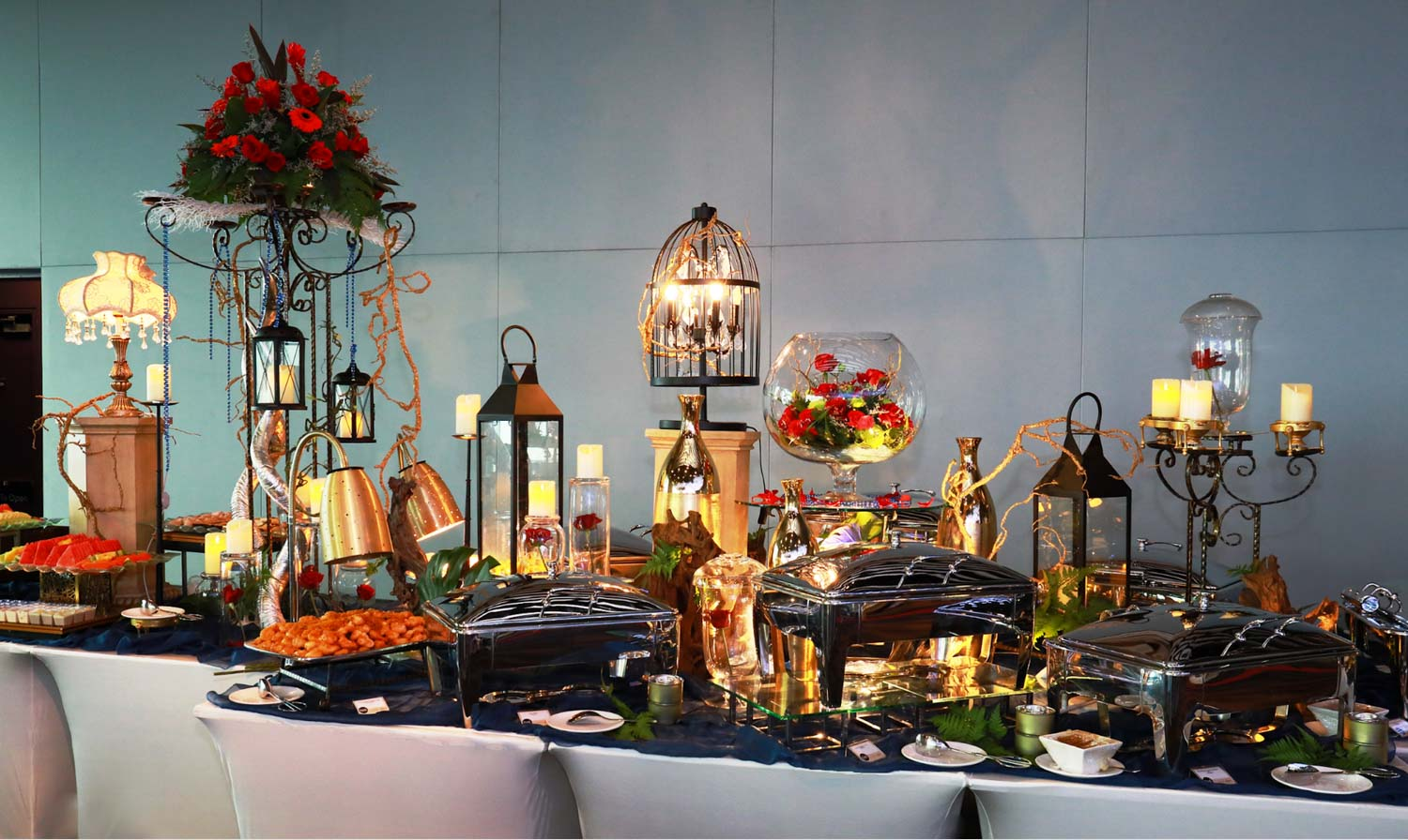 Rasel Catering magical theme