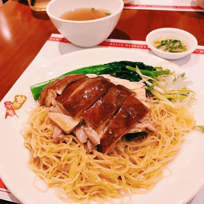 Soy Sauce Chicken - Kam's Roast Soy Sauce Chciken Noodles