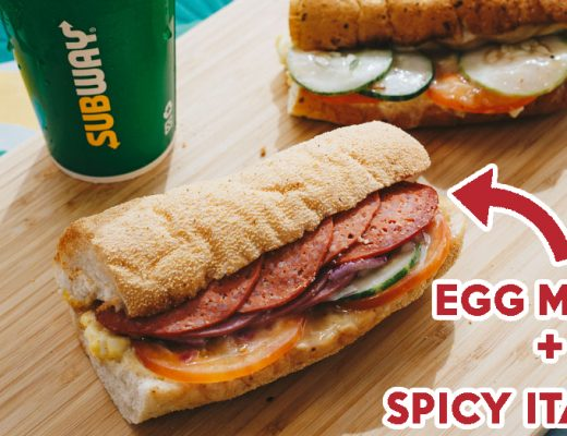 Subway Egg Mayo Feature Image