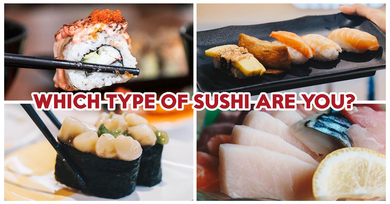 Sushi quiz cover
