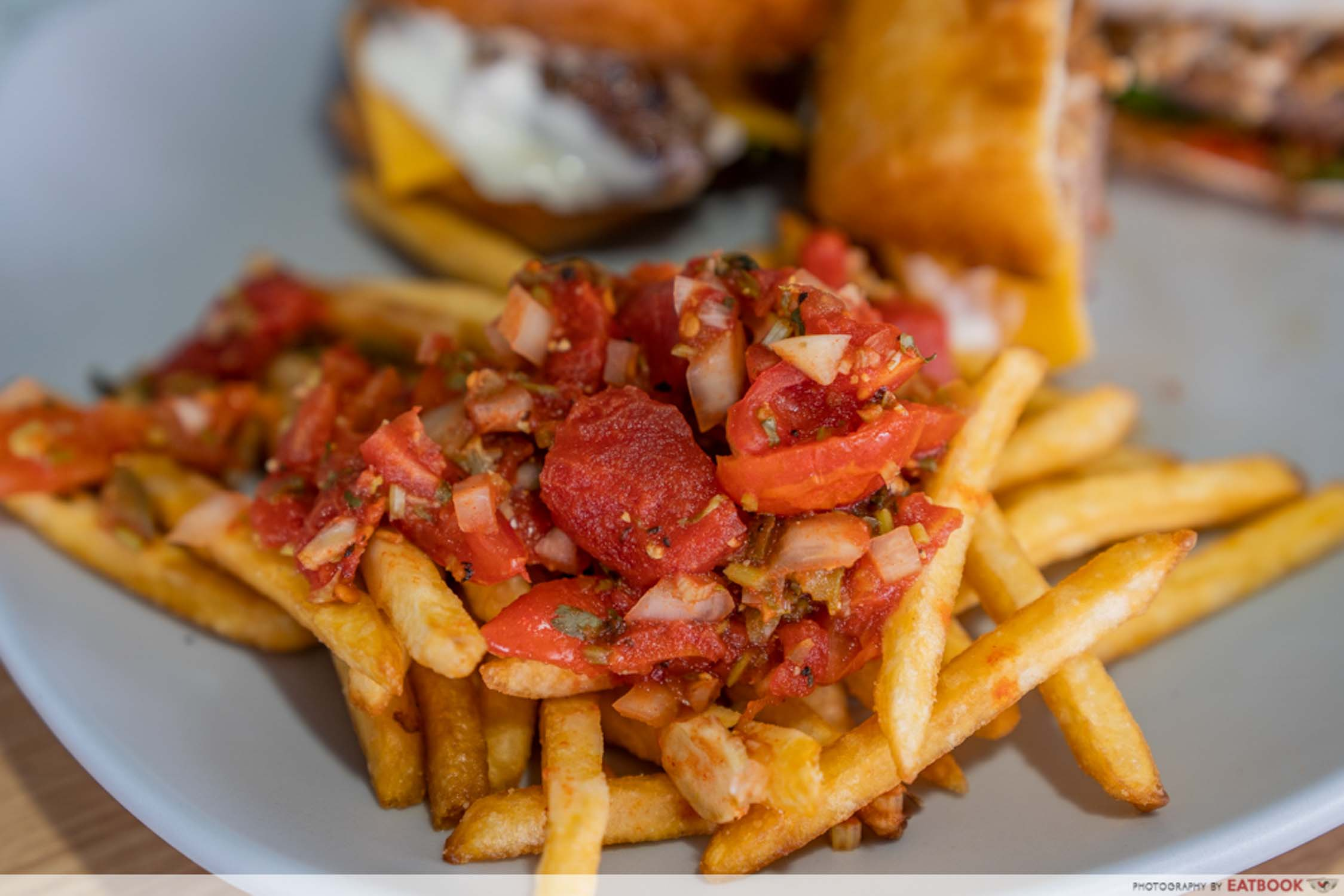 The Outslider Salsa Fries