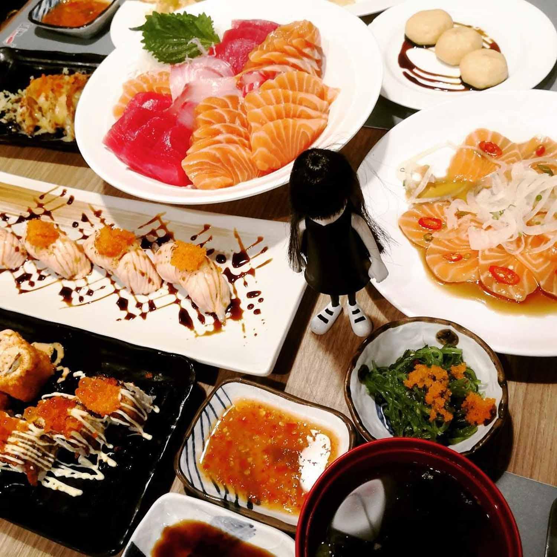Gojuu Sushi - Japanese Premium Buffet