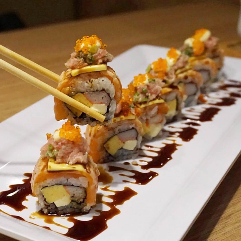 Gojuu Sushi - Philadelphia Roll