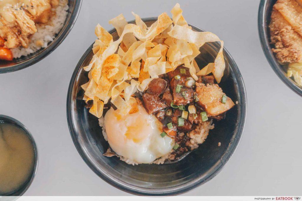 hawker stalls by ex restaurant chefs - bowl chap