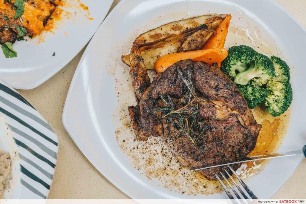 hawker stalls by ex restaurant chefs - meet 4 meat