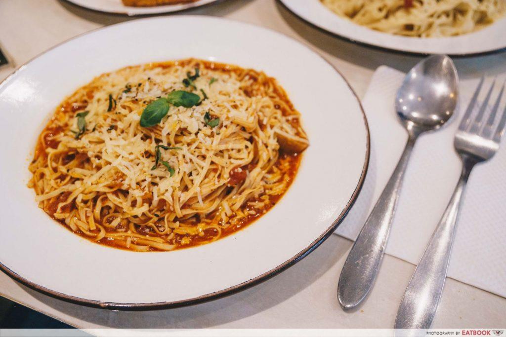 pasta restaurants pastaria abate