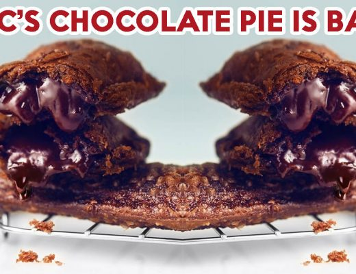 mcdonald's chocolate pie cover final