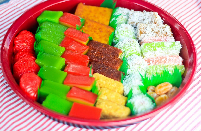 10 Nonya Kueh Shops - Lek Lim Nonya Cake Confectionery