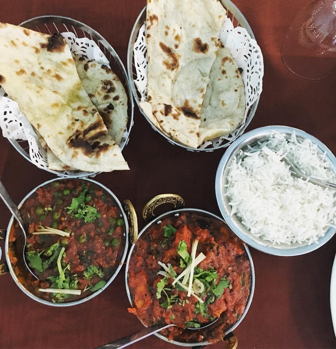 10 rooftop restaurants - Kebabs and curries