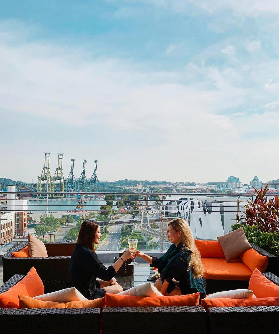 10 rooftop restaurants - Propeller