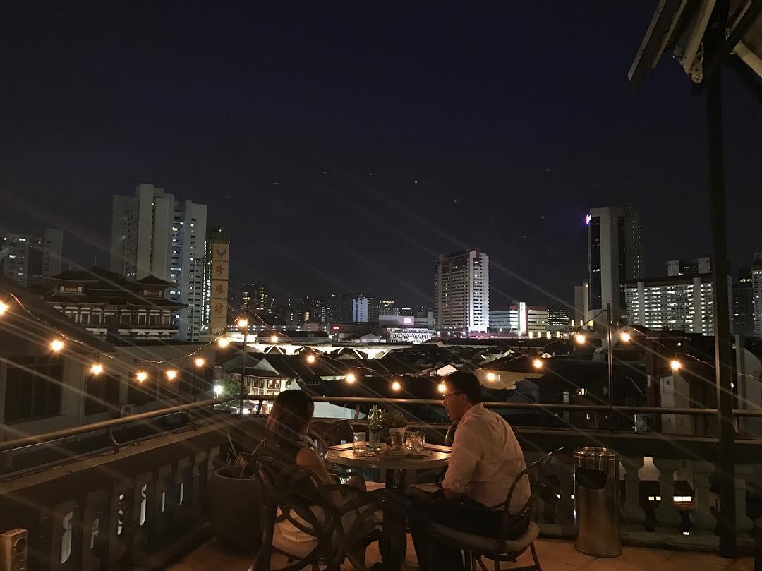 10 rooftop restaurants - aria rooftop