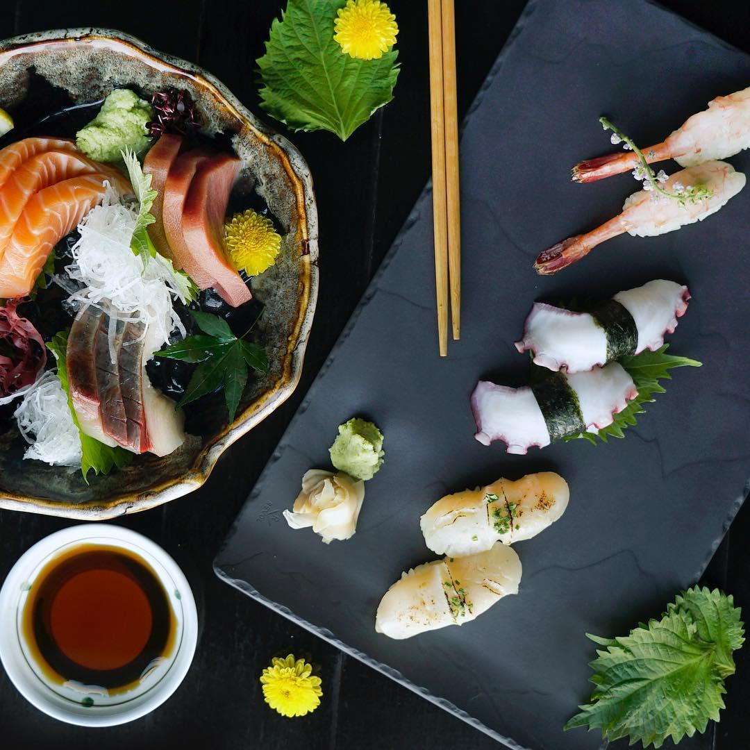 10 rooftop restaurants - kinki food