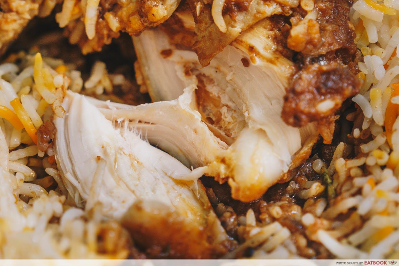 Ali Nachia Briyani Dam - Chicken