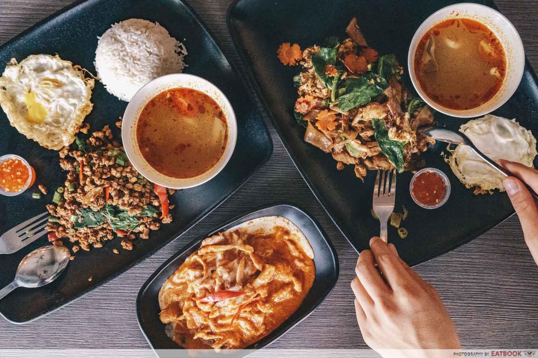 Baan Khun Nai flatlay