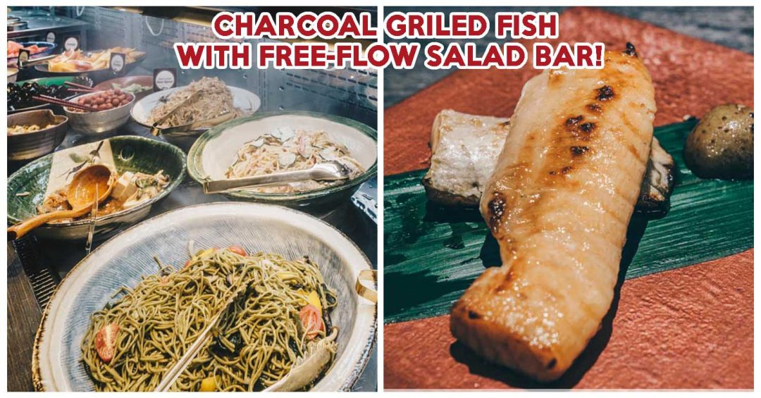 Charcoal-Grill & Salad Bar Keisuke