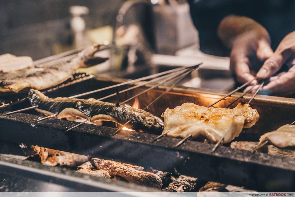 Charcoal-Grill & Salad Bar Keisuke Grill