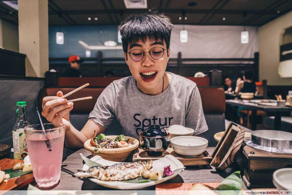 Charcoal-Grill & Salad Bar Keisuke Verdict shot