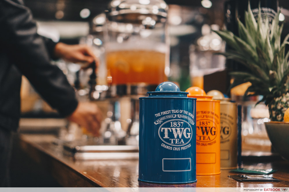 D9 Cakery - TWG Tea