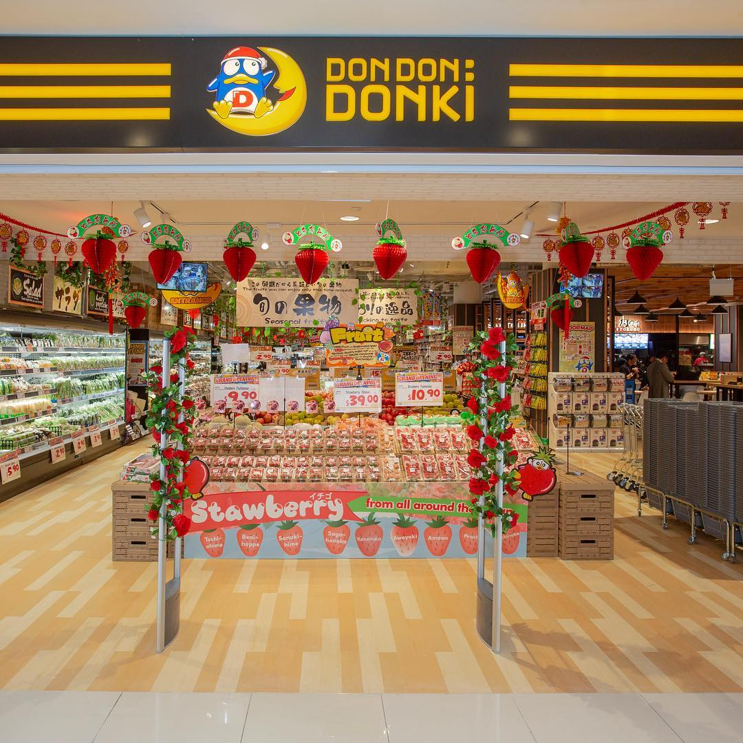 Don Don Donki - City Square Mall