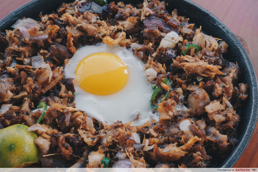 Don Lechon - Sisig