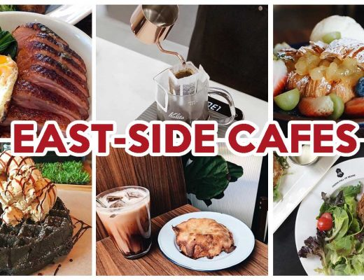 East-side cafes