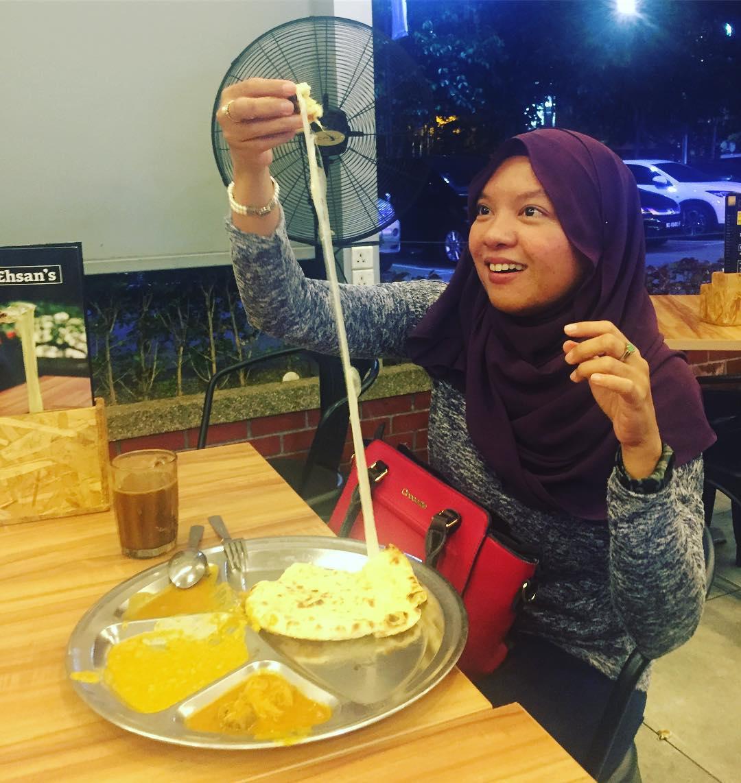 Ehsan's - Cheese Pull