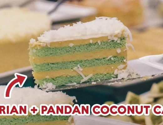 GOODWOOD PARK DURIAN BUFFET