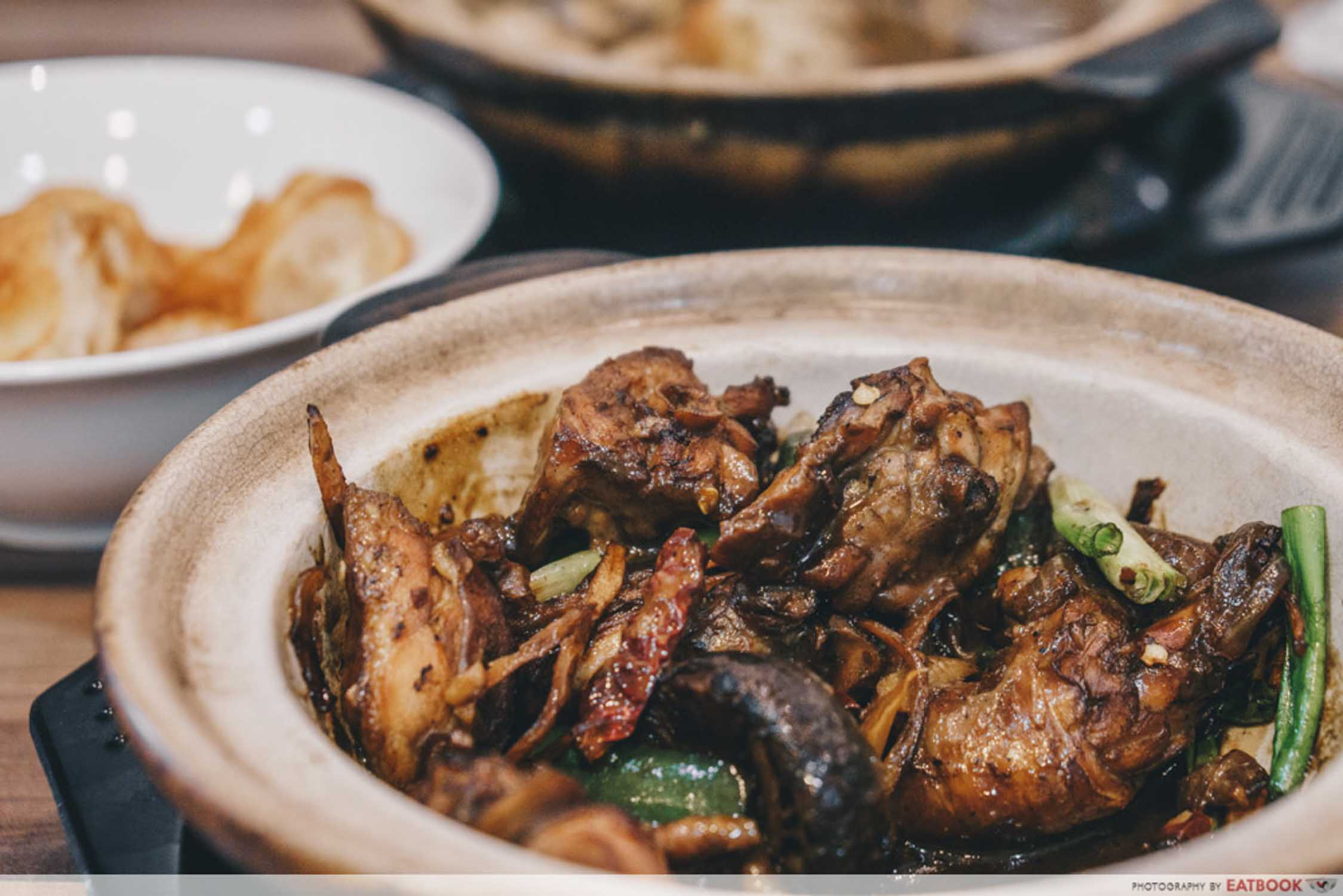 Good Taste Bak Kut Teh - Claypot Chicken Intro