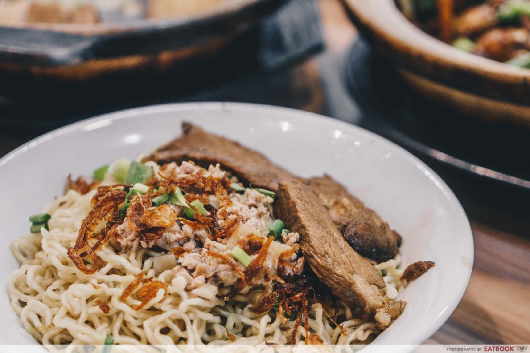 Good Taste Bak Kut Teh - Sarawak Kolo Mee Intro