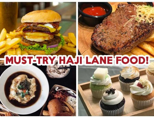 Haji Lane Food - Feature Image