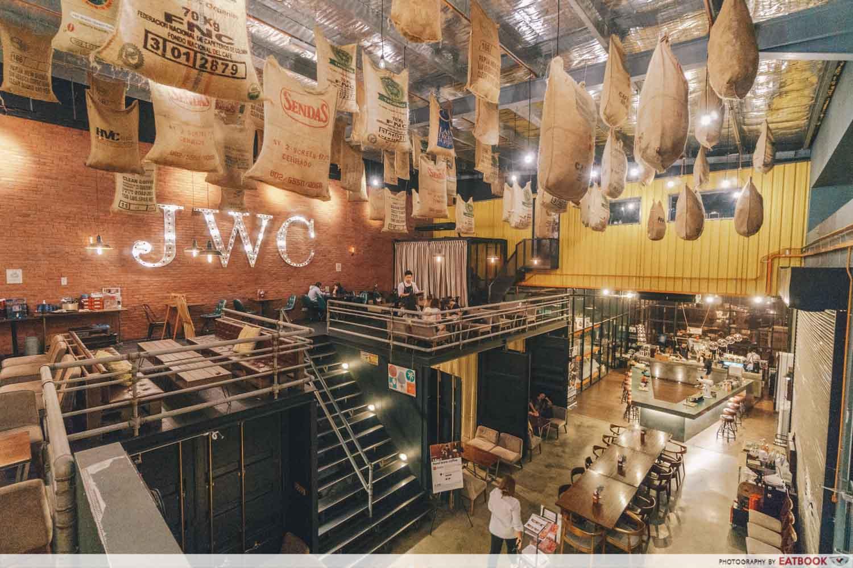 JB Mount Austin Food - JWC The Factory 30