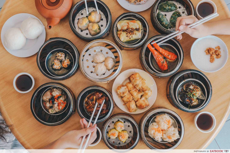JB Mount Austin Food - Restoran Gim Cheng Dim Sum