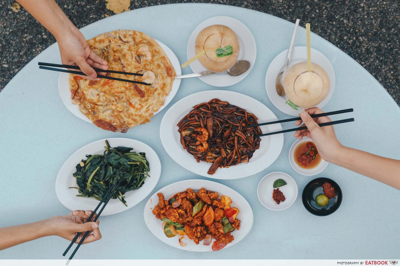 JB Mount Austin Food - Restoran Uncle Pou Wok Food