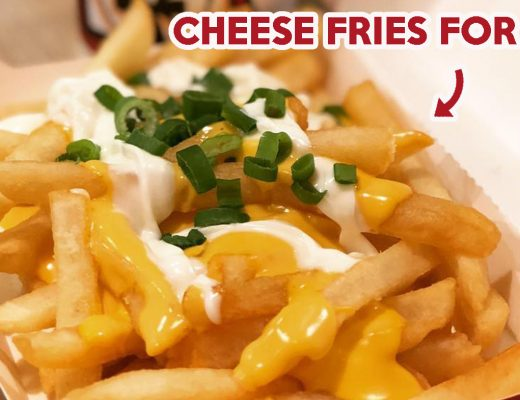 KFC Cheese Fries - Cover Image