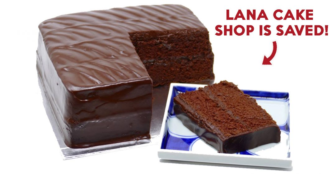 Lana Cake shop - Cover image