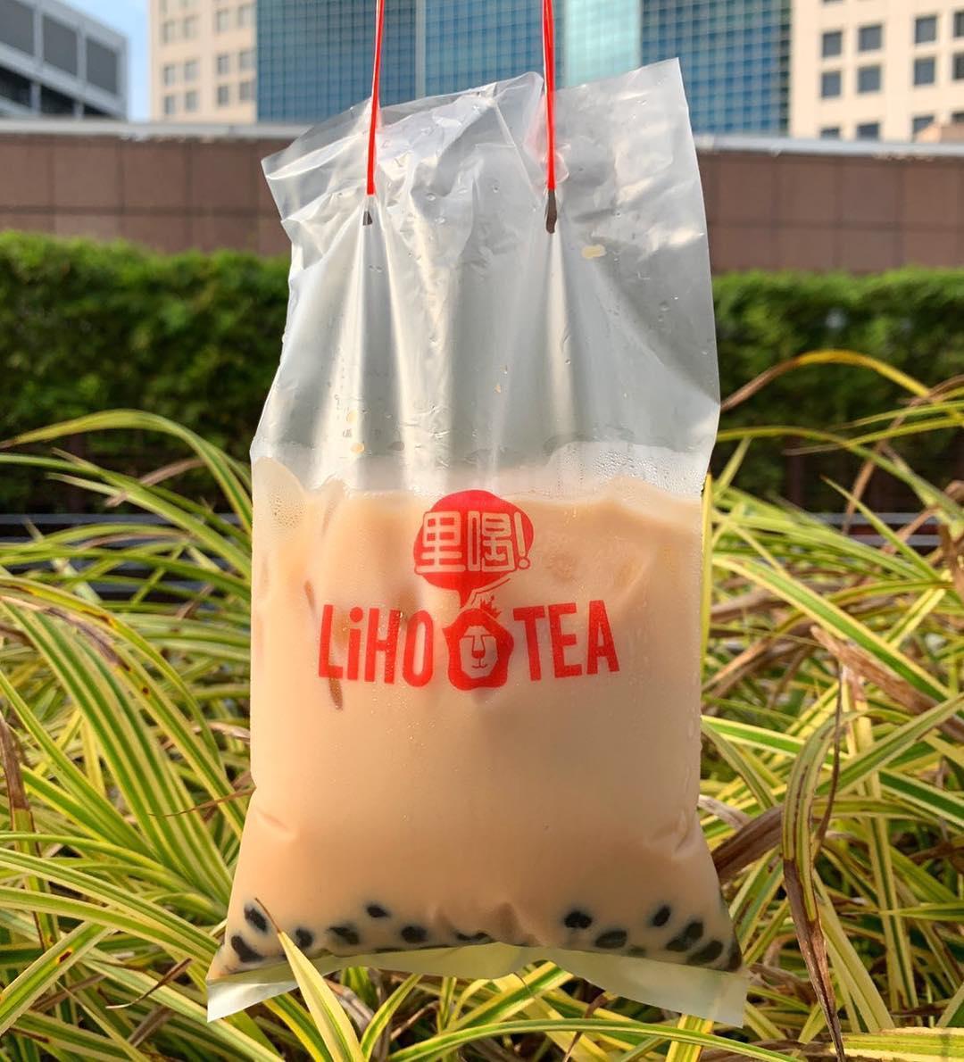 LiHO Suntec City - Milk Tea