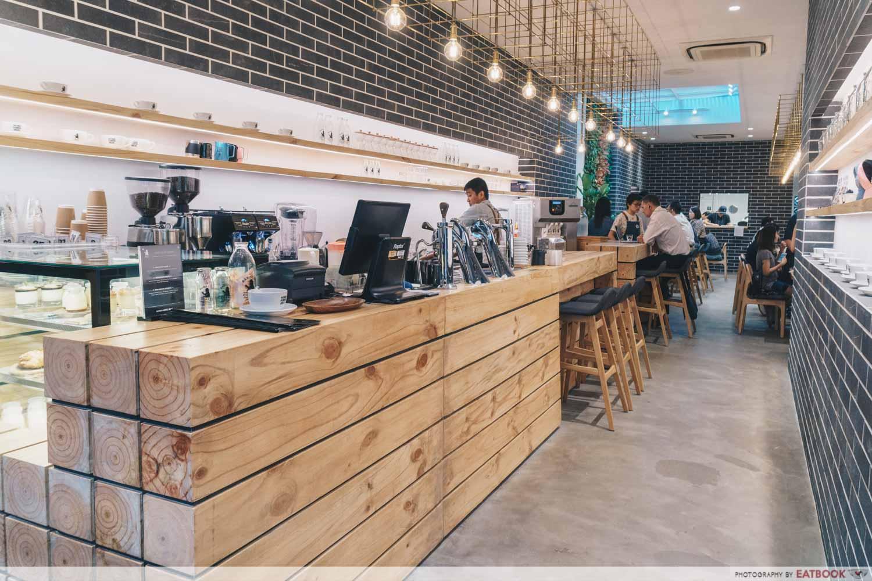 Minimalist Cafes - Baristart